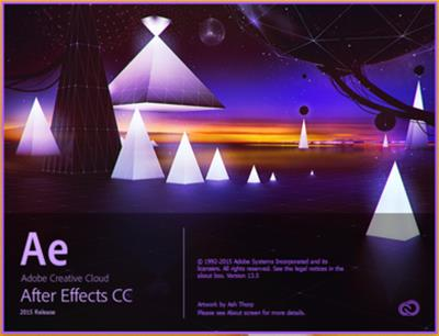 Adobe After Effects CC 2015 13.6 Multilingual - Download