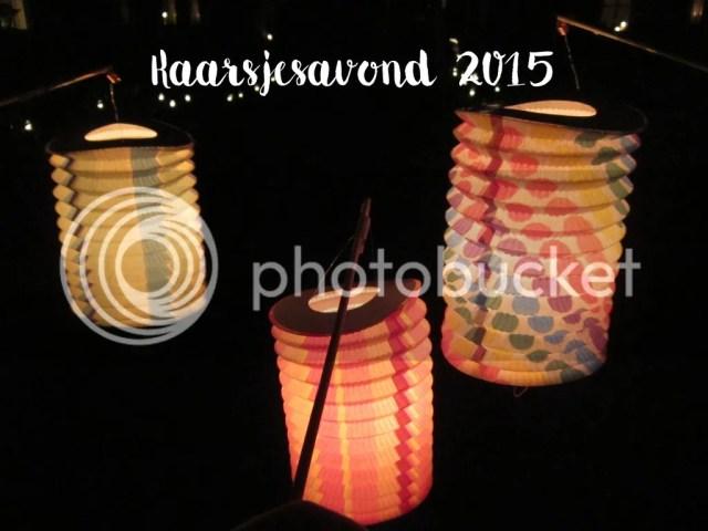 Kaarsjesavond 2015, Kaarjesavond, lampjes, kerst