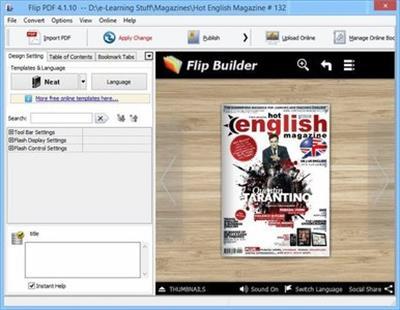 FlipBuilder Flip PDF 4.3.17 DC 01.12.2015 Multilingual - Download