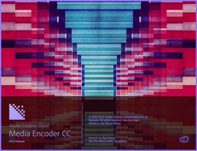 Adobe Media Encoder CC 2015 9.1.0 Multilingual - Download