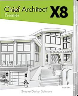 Chief Architect Premier X8 64 bit