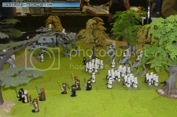 Lego Star Wars - Salute 2010