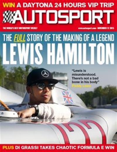 Autosport – 12 November 2015