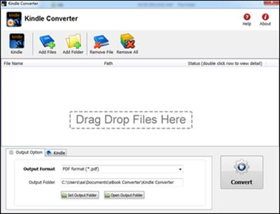 Kindle Converter 3.16.1130.373 - Download