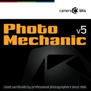 Camera Bits Photo Mechanic 5.0 Build.17719