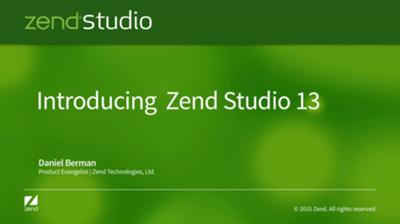 Zend Technologies Ltd. Zend Studio.v13.5 x64