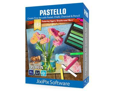 JixiPix Pastello 1.0.3.Mac