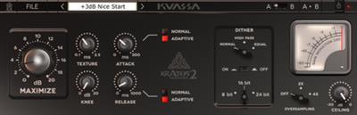 Kuassa Kratos 2 Maximizer v2.0.3 WiN / OSX coobra.net