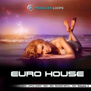 Producer Loops Euro House Vol.3