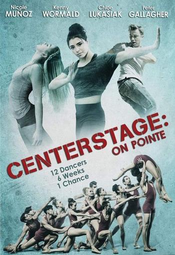 Center Stage On Pointe (2016) DVDRip AC3.2.0 x264-BDP