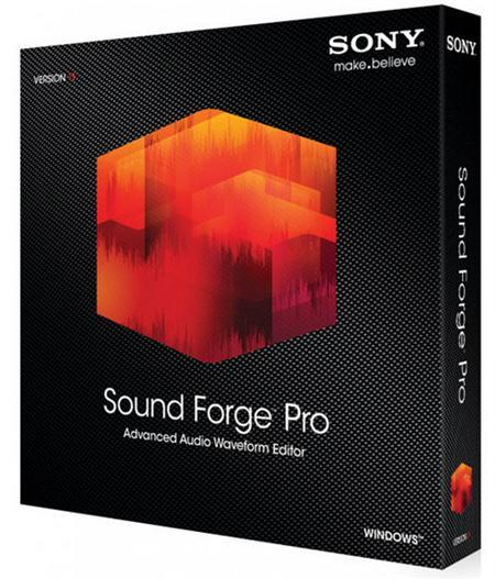 MAGIX Sound Forge Pro 11.0 Build 341.Portable