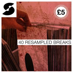 Samplephonics.40 Resampled Breaks ACiD WAV REX AiFF coobra.net