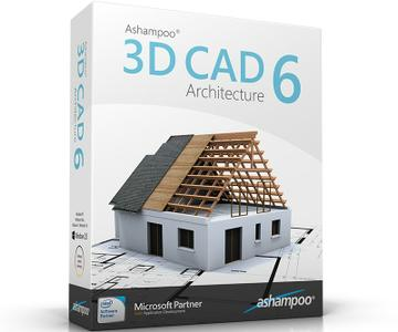 Ashampoo 3D CAD Architecture 6.0.Multilingual