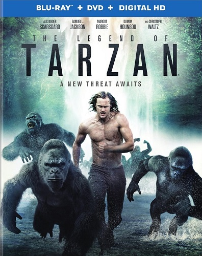 The Legend Of Tarzan 2016 720p BDRip XviD AC3- LEGi0N