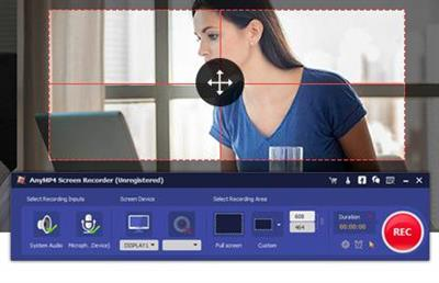AnyMP4 Screen Recorder 1.1.8.Multilingual