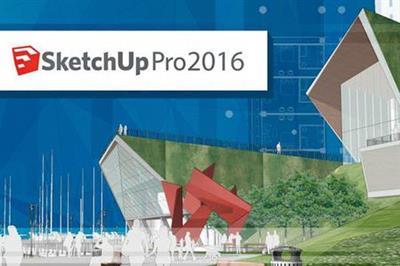 SketchUp Pro 2016 v16.1.2418.Mac OS X