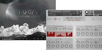 Djsh Music Private Collection AXiA-KONTAKT