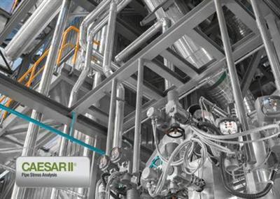 Intergraph CAESAR II.2017 version v9.00.00