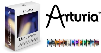 Arturia - V Collection.5 5.0.2 STANDALONE, VSTi, VSTi3, AAX x86/x64