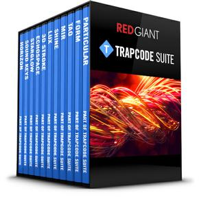Red Giant Trapcode Suite 13.1.0 (Win/Mac)