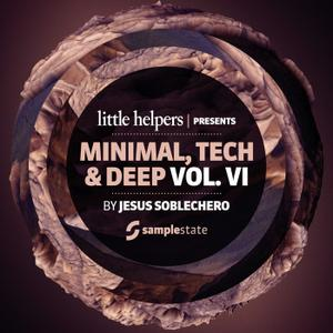 Samplestate Little Helpers Vol.6 - Jesus Soblechero WAV REX coobra.net