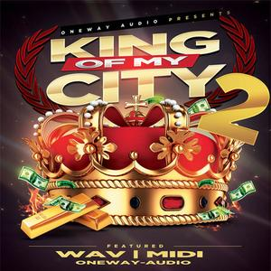 Oneway Audio King Of My City Vol 2 (WAV MiDi) coobra.net