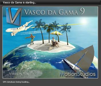 MotionStudios Vasco da Gama HD Professional v9.15