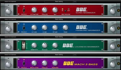 BBE Sound Sonic Sweet Optimized.v3.2.1 WiN OSX coobra.net