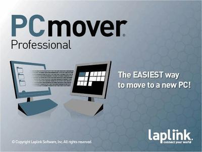 Laplink Software PCmover Professional v10.1.646