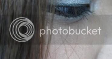 [化妝] 冷酷小惡魔。銀白×棕色眼妝