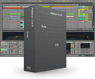 Ableton Live Suite.9.6.2 x86/x64 OSX