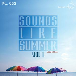 Prune Loops - Sounds Like Summer Vol.1 - Vocal Edition WAV MiDi