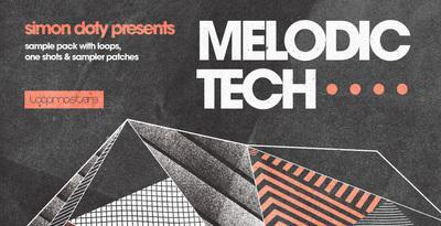 Loopmasters Simon Doty Melodic Tech-MULTiFORMAT