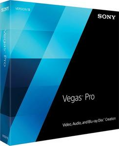 MAGIX Vegas Pro 13.0 Build.543 Portable (x64)