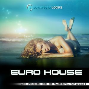 Producer Loops Euro House Vol.2 MULTiFORMAT