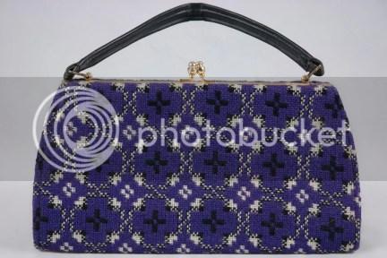 Welsh wool handbag