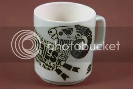 Vintage Hornsea 'Aries' mug
