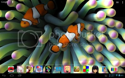 Awesome 3D Aquarium Live Wallpaper - Android Forums at AndroidCentral.com