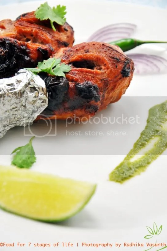 Ultimate Tandoori Chicken
