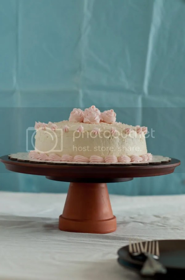 Wilton's Finale Cake