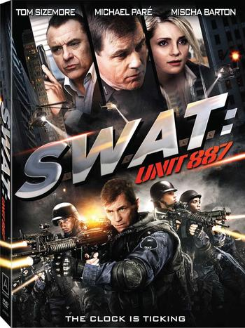 SWAT Unit 887 (2015) BRRip XviD AC3- EVO