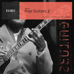 Diginoiz Pop Guitars.2 WAV AiFF Apple Loops