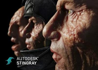 Autodesk Stingray 2017 version1.4 coobra.net