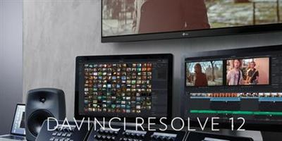 DaVinci Resolve Studio.12.5.2 with easyDCP MacOSX