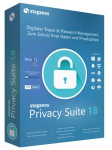 Steganos Privacy Suite 18.0.1 Revision 12029.Multilingual
