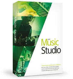MAGIX ACID Music Studio 10.0 Build 152.Multilingual