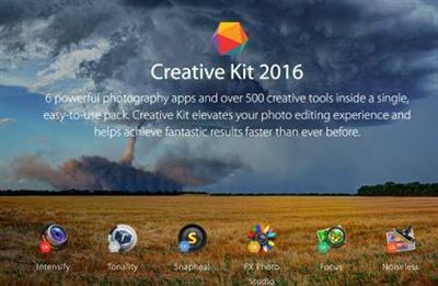 Macphun Creative 2016 (10.2016) MacOS