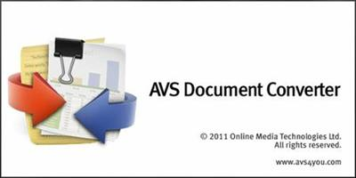 AVS Document Converter v3.1.1.244