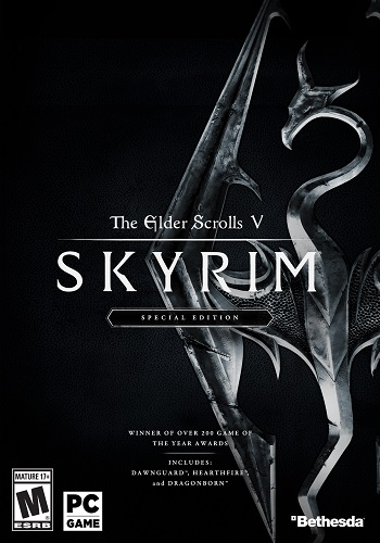 The Elder Scrolls V Skyrim Special Edition-RELOADED