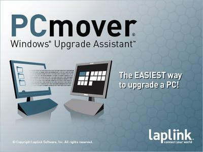 Laplink PCmover Windows Upgrade Assistant.v10.1.648